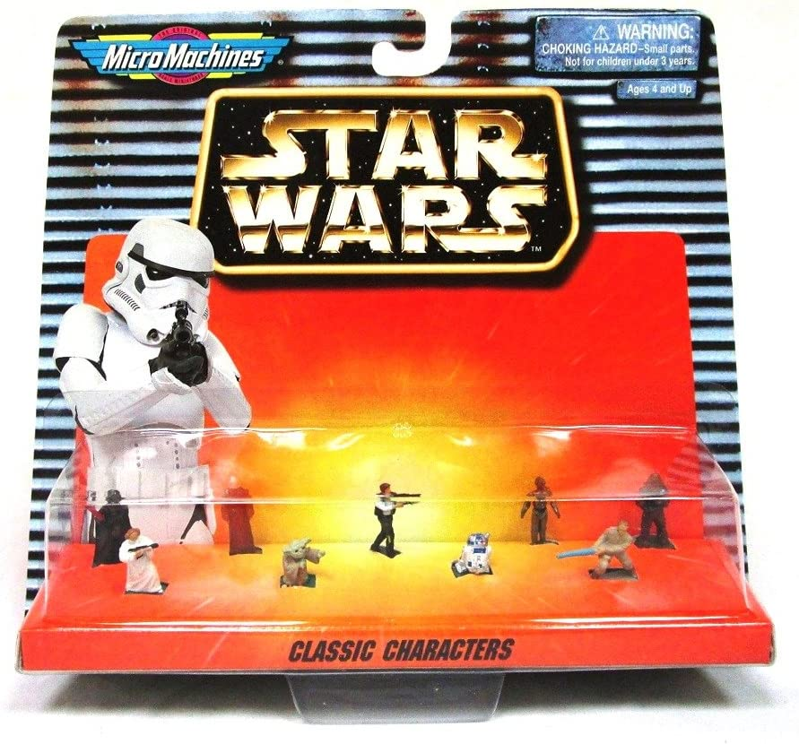 Star Wars Micro Machines Series 2 FREE SHIPPING