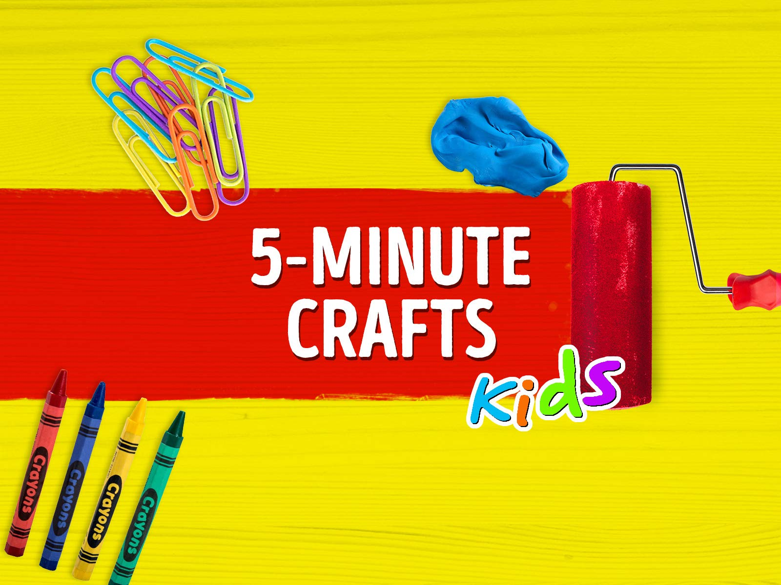 Amazon Com Watch 5 Minute Crafts Kids Prime Video