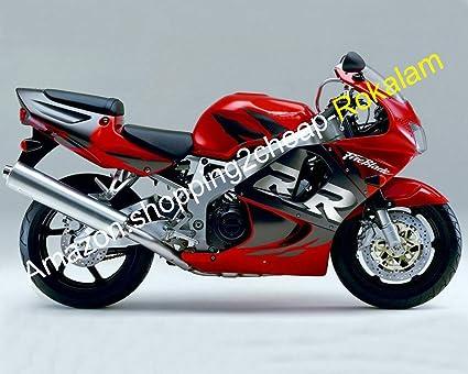 Amazon Cheap Red Fairing ABS Body Kit For CBR900RR 98 99 CBR