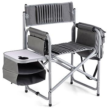 Amazon.com: Soporte de aluminio para silla de dirección ...