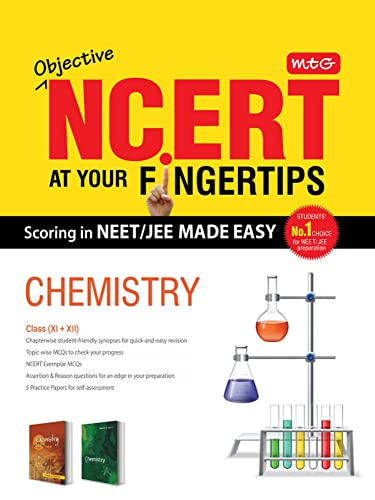 Objective NCERT at Your Fingertips for NEET-JEE MADE EASY - Chemistry