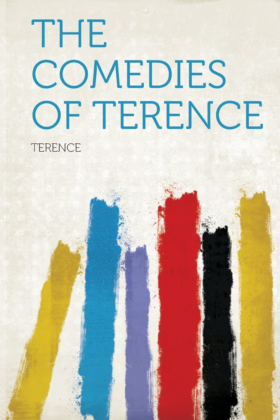 Download The Comedies of Terence pdf epub