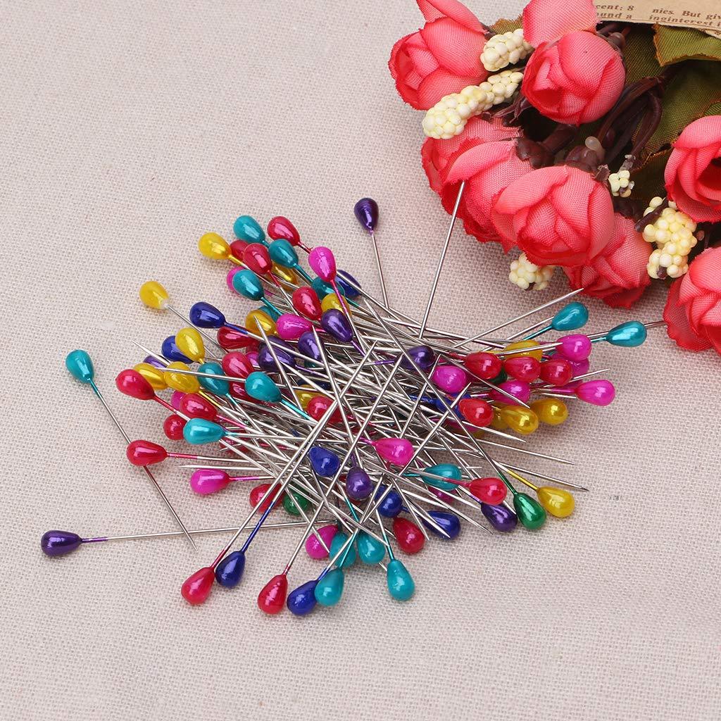 Ycncixwd /Épingles De Couture T/ête De Perle Extra Longues Mariage Corsage Fleuristes Couture Outil De Bricolage
