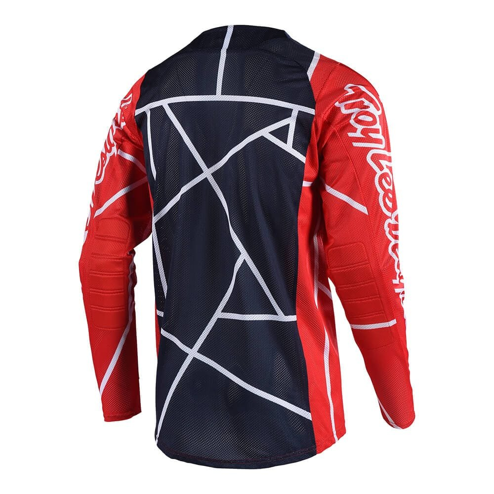 Ocean, Small Troy Lee Designs Mens Off-Road Motocross Motorcycle SE Air Metric Jersey
