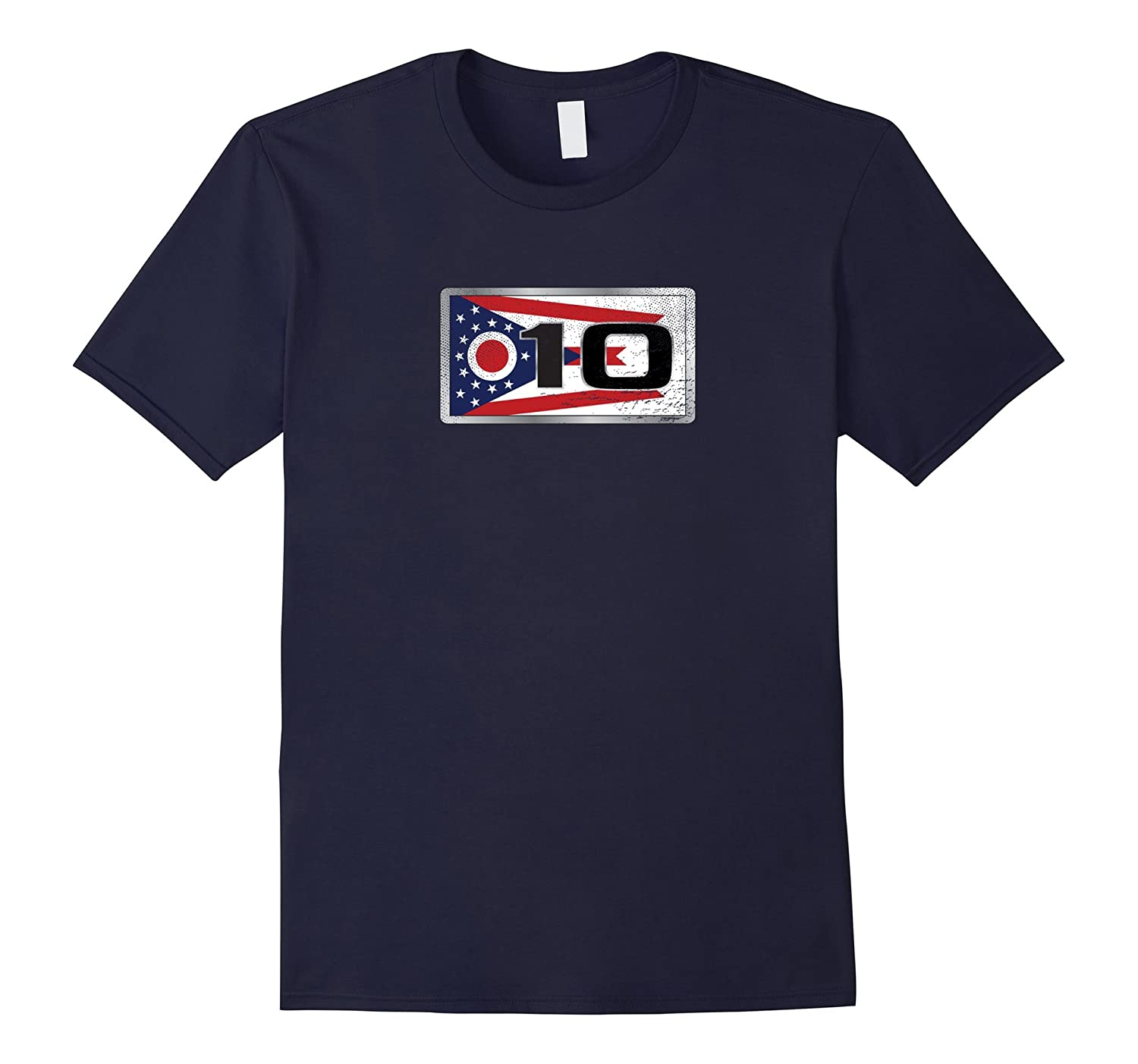 C10 State of Mind - Ohio - Traditional Tshirt-Art