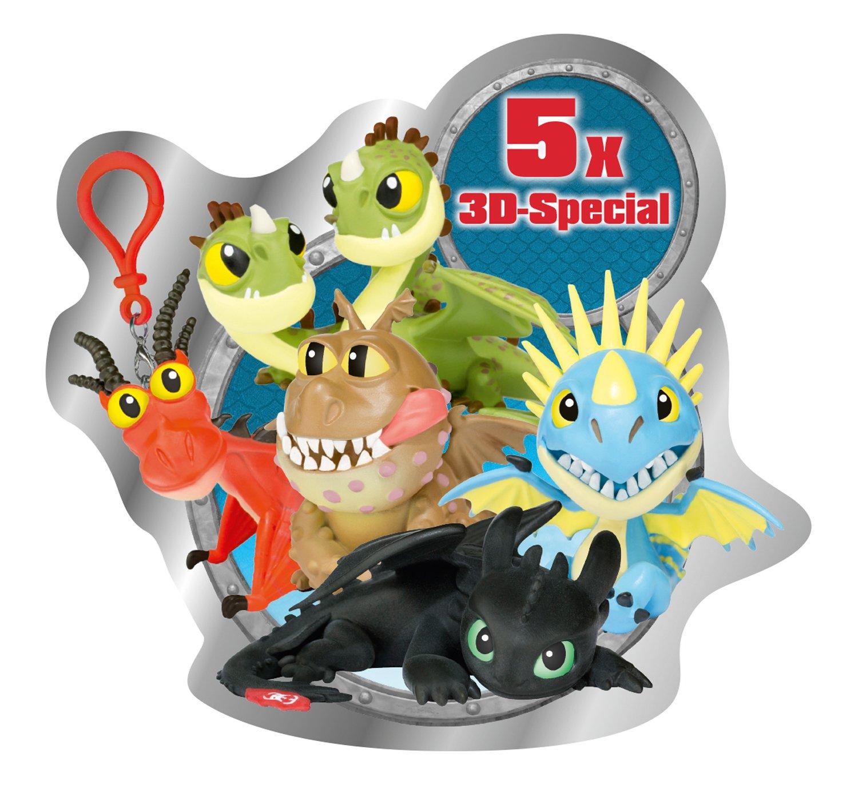 Calendario dellAvvento Dreamworks Dragons Craze 57323