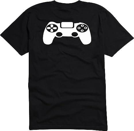 Black Dragon - T-Shirt Herren - JDM / Die cut - Controler Retro Spiel  zocken Games Spiel: Amazon.de: Bekleidung