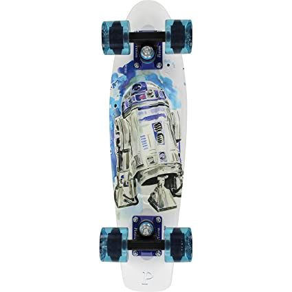 1be6cafc24 Image Unavailable. Image not available for. Color  Penny 22 quot  Skateboard  Complete Star Wars R2D2