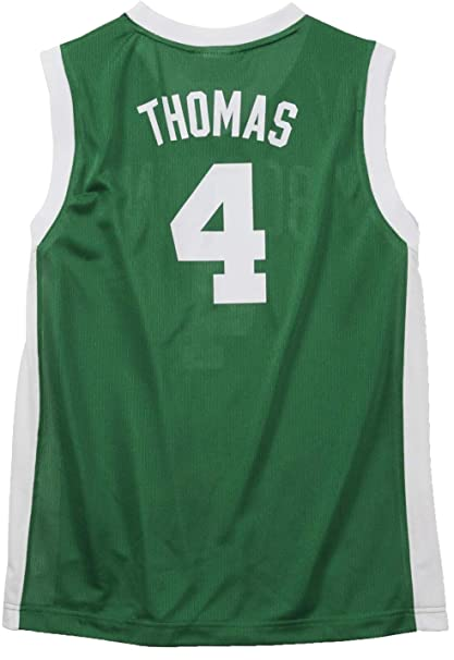 3179d55ee Outerstuff Isaiah Thomas Boston Celtics  4 Green Infants Toddler Road  Player Jersey (18 Months
