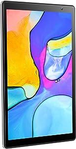 VANKYO MatrixPad S20 Tablet 10 inch, Octa-Core Processor, 3GB RAM, 64GB ROM, Android OS, IPS HD Display, Bluetooth 5.0, 5G WiFi, GPS, USB C,Metal Body, Gray