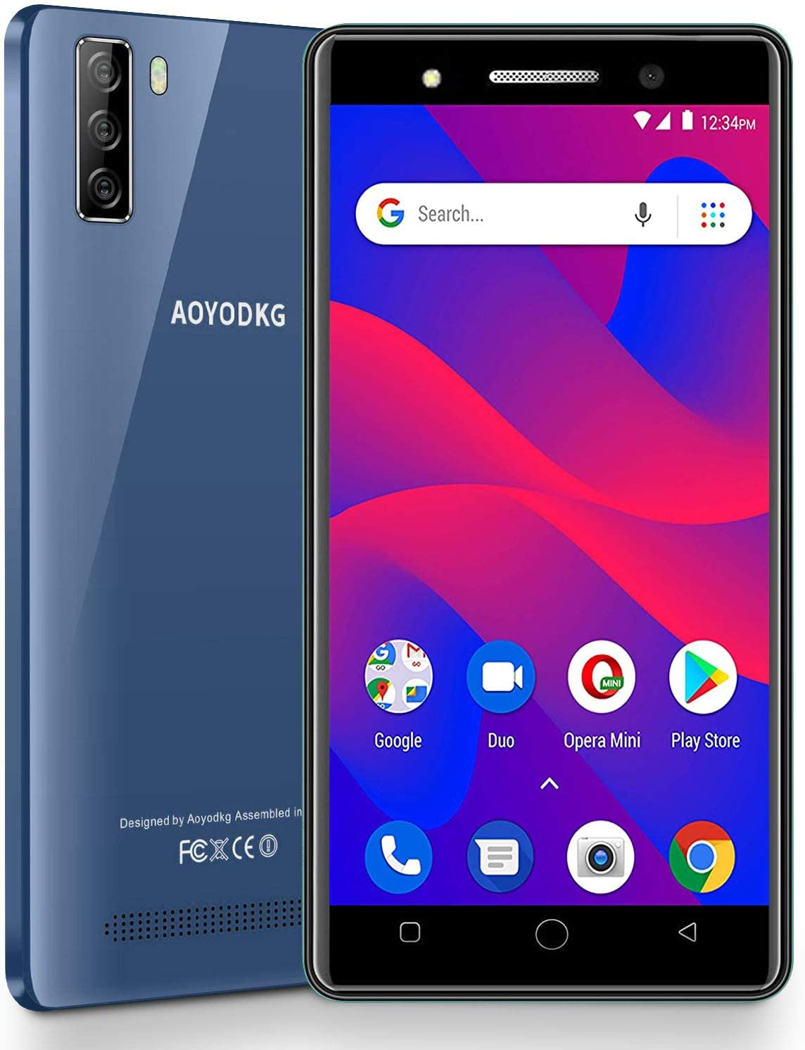 Moviles Libres 4G Android 9.0 Pie, A10+(2020) 16GB ROM/128GB ...