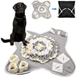 VIVVA Snuffle Mat for Large Dog, Pet Nose Work Blanket, Fun Feeding Mat, Best Dog Toys to Keep Them Busy and Durable…