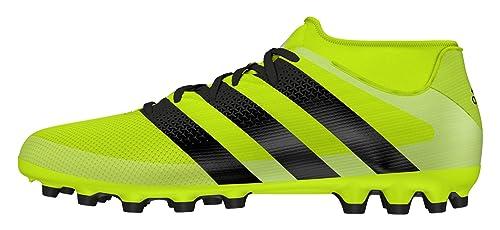 cf811ec5941 adidas Ace 16.3 Primemesh AG, Botas de fútbol para Hombre: Amazon.es:  Zapatos y complementos