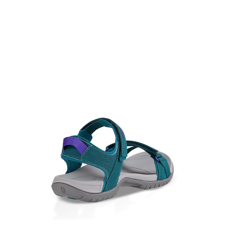 Teva Women's Verra Sandal B07DHMKPGF 39 M EU / 8 B(M) US|Deep Teal