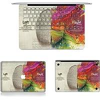 Mac Accesorios Protectores Gran 3 en 1 MB-FB15 (327) Teclado completo Protectora de Cine + Cine + protector completo de la parte inferior de la película Conjunto for el MacBook Pro de 13,3 pulgadas DV