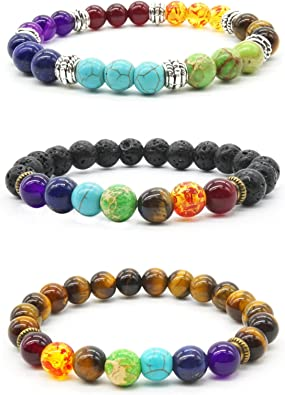 bracelet chakra homme
