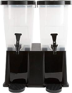 Hakka 6 Gallon Beverage Dispenser and Juice Dispenser