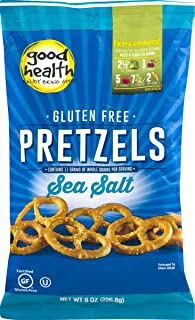 product image for Good Health Gluten Free Pretzels with Sea Salt 8 oz. Bag (3 Bags)