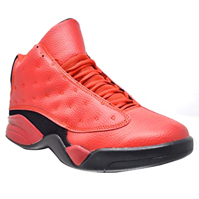 Xelay - Botas de Baloncesto para Hombre, Talla 36-40, Color Rojo ...