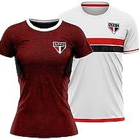 Kit Casal São Paulo - 1 Camisa Masculina + 1 Camisa Feminina
