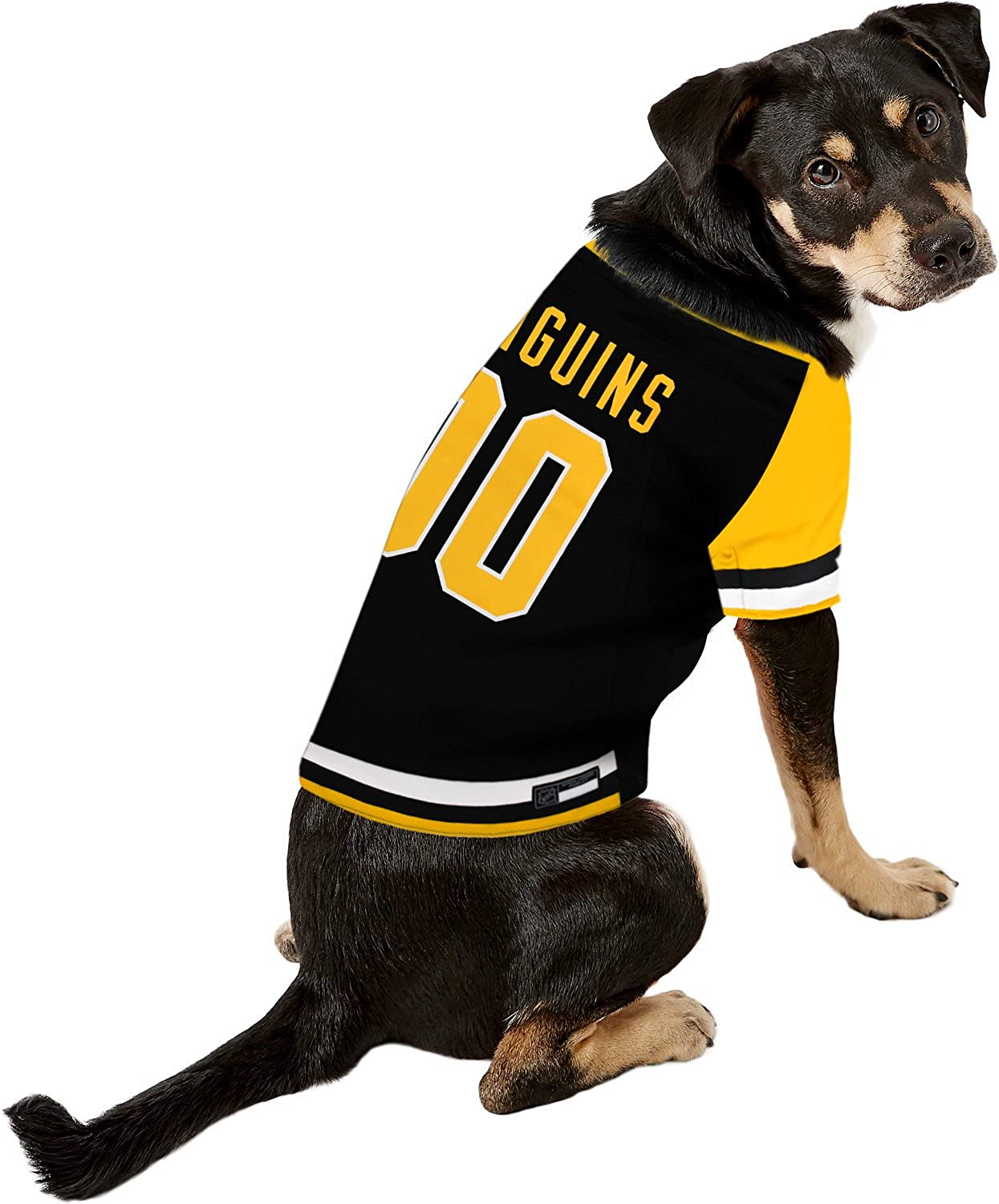 Large NHL Anaheim Ducks Jersey for Dogs /& Cats Let Your Pet Be A Real NHL Fan!