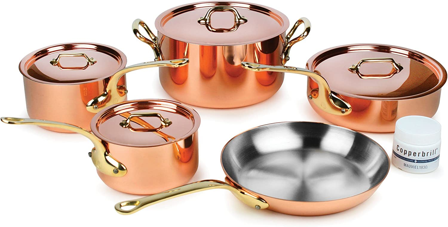 Mauviel M'heritage Copper Cookware REVIEW