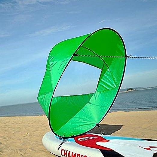2 opinioni per VGEBY Downwind Paddle,Kayak Wind Sail