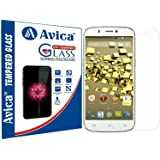 AVICA 0.3mm HD Premium Tempered Glass Screen Protector For Micromax Canvas Gold A300