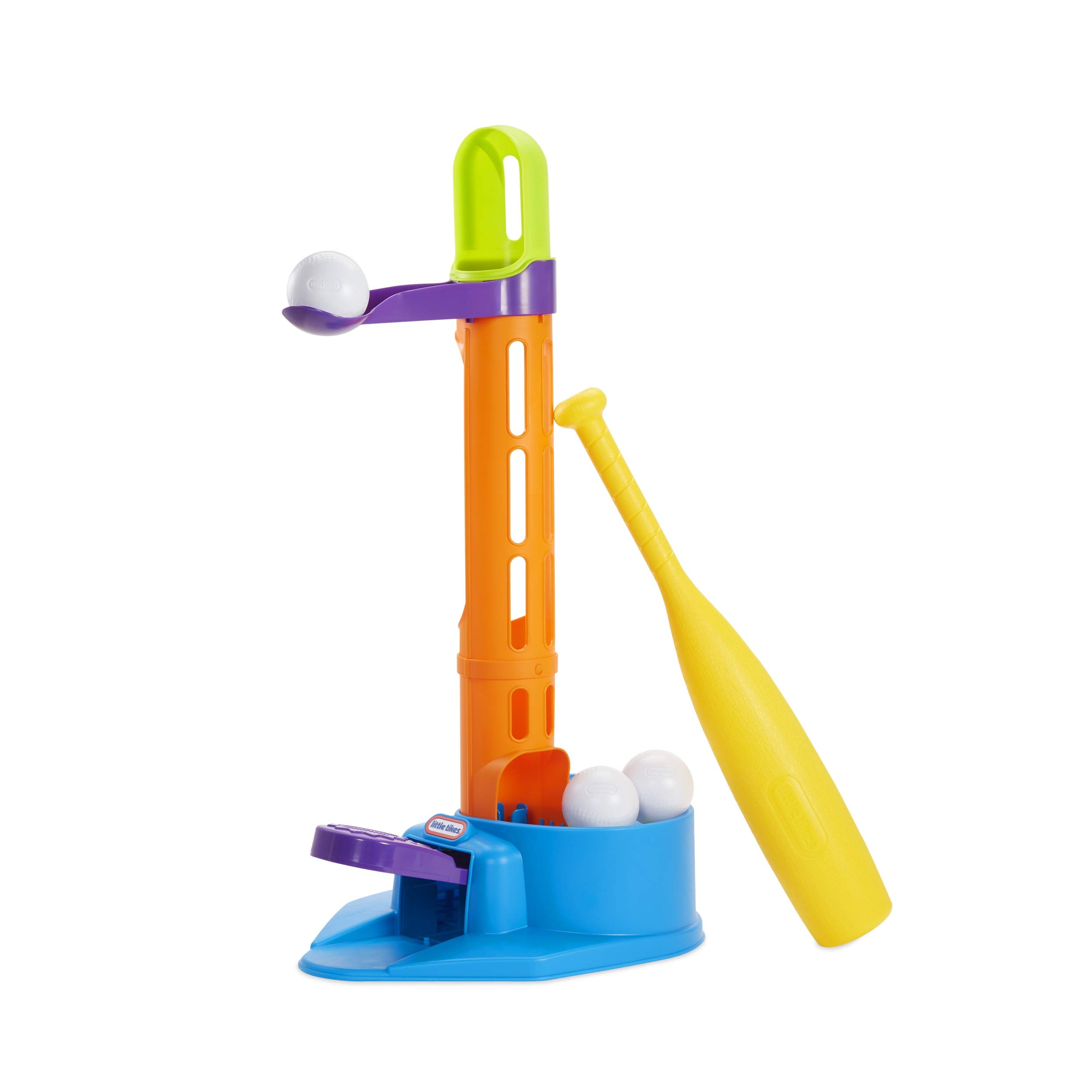 Little Tikes 3-in-1 Triple Splash T-Ball Set with 3 Balls by Little Tikes
