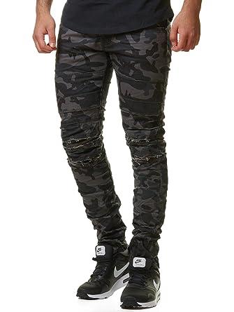New Stone Herren Jeans Hose Denim Slim Fit Grau Verwaschen Stonewashed  ZS523 ZS523 ZS551, Hosengröße 36782b1459