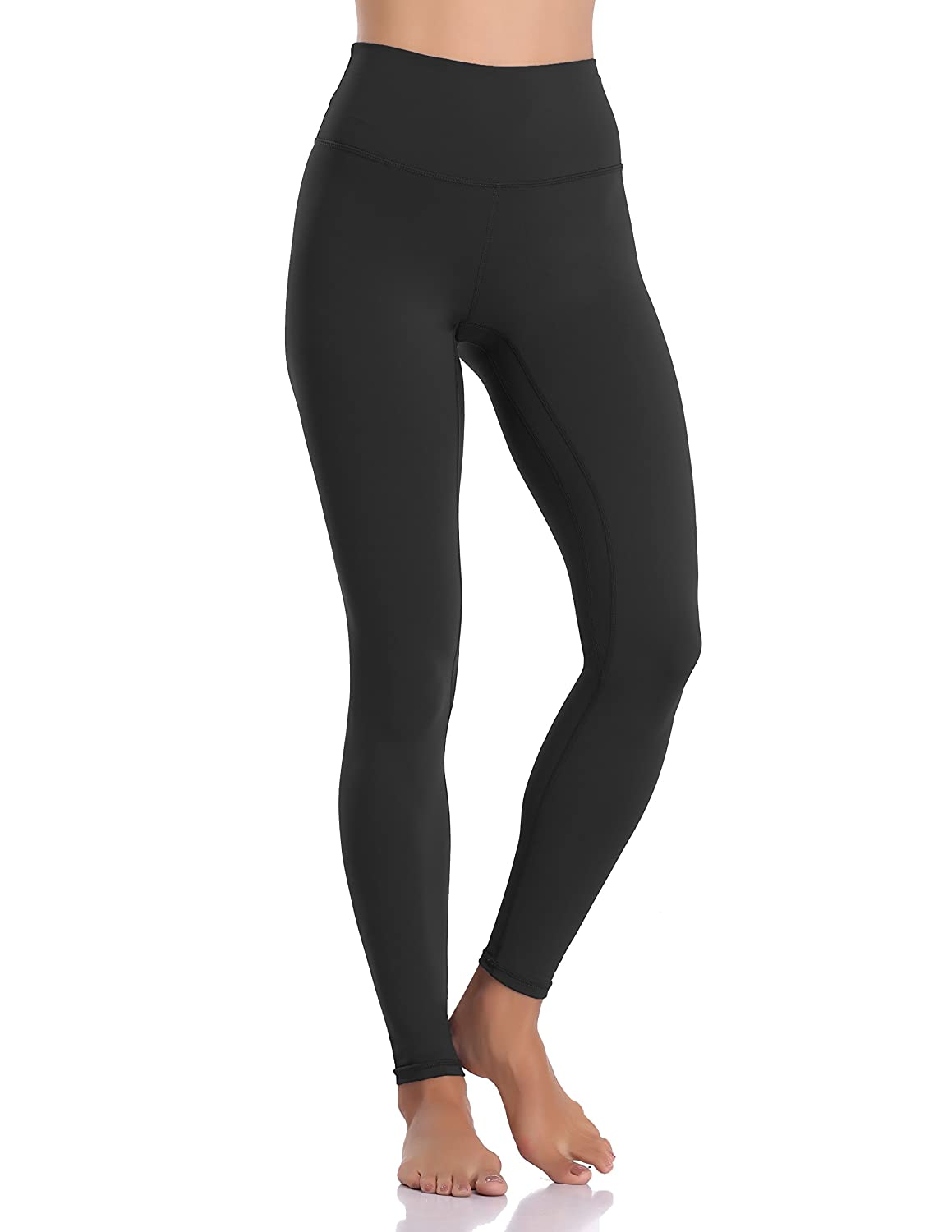 512d9c63f8b8b Colorfulkoala Women's Buttery Soft High Waisted Yoga Pants Full-Length  Leggings at Amazon Women's Clothing store: