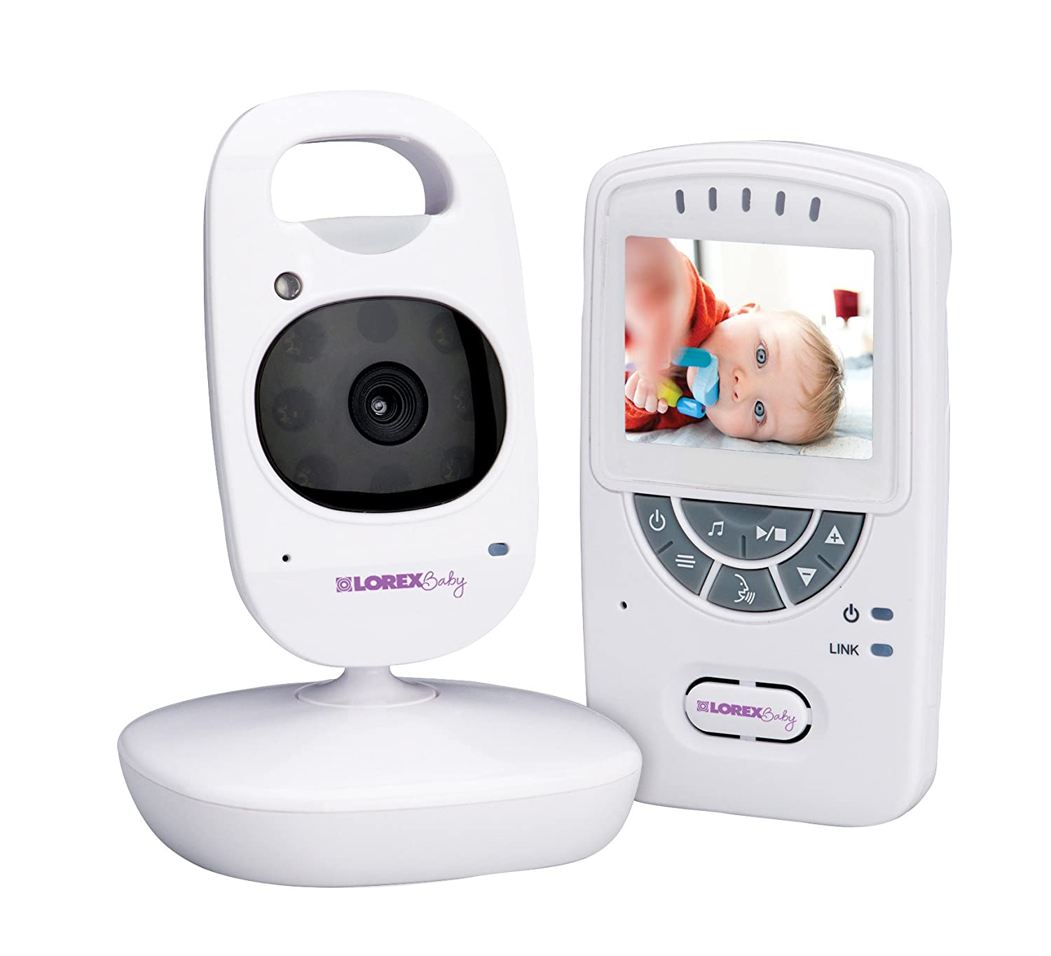 Lorex 2.4″ Sweet Peek Video Baby Monitor Review