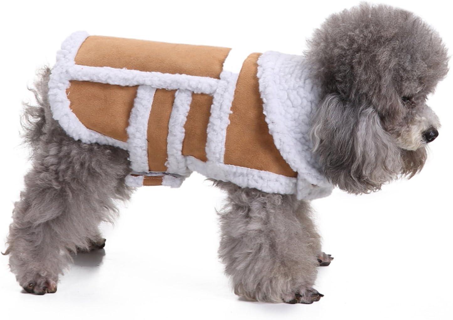 Hand Knit Pure White Dog Sweater  Dog Jacket   White Dog Apparel  Dog Attire  Dog Robe  Dog Wear X Small Dog Coat White Puppy Coat