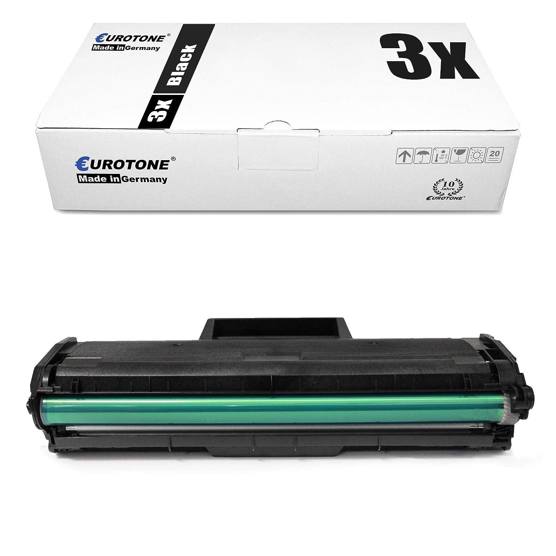 3X Müller Printware Cartucho de tóner para Samsung Xpress M 2020 ...