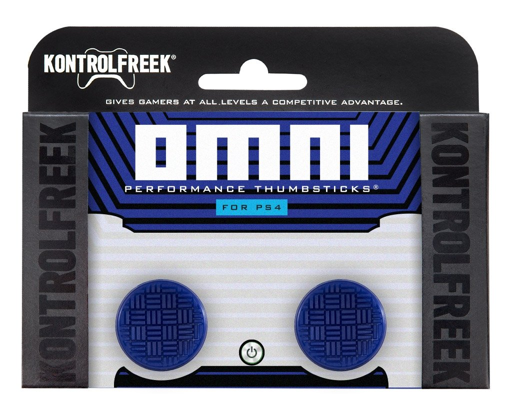 Kontrolfreek Omni Performance Thumbsticks For Playstation 4