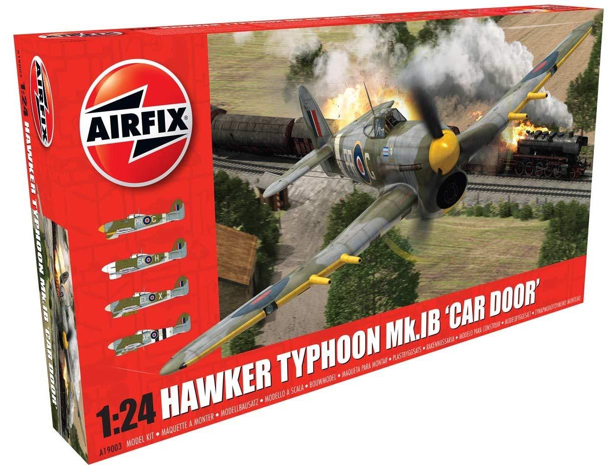 Airfix A19003 - Modellbausatz Hawker Typhoon 1B-Car Door