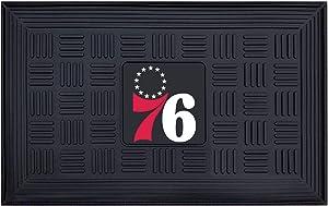 FANMATS NBA Philadelphia 76ers Vinyl Door Mat
