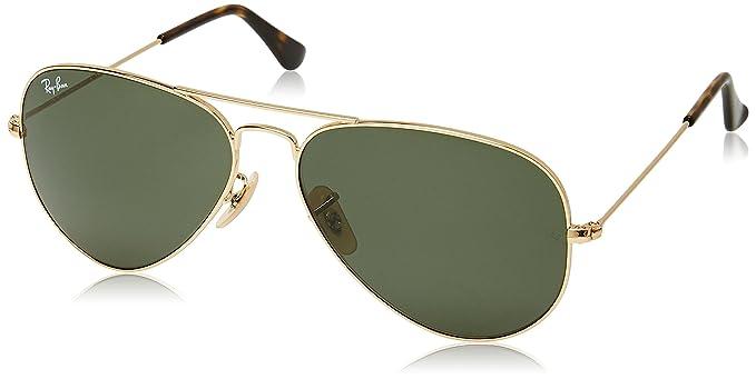 ray ban green polarized aviator  Amazon.com: Ray-Ban Women\u0027s Oversized Polarized Aviator Sunglasses ...