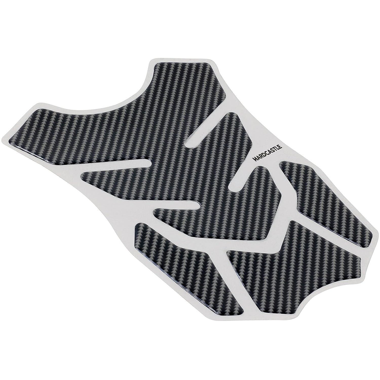 Hardcastle in Carbon-Optik Tankschutz f/ür Motorr/äder Tankpad