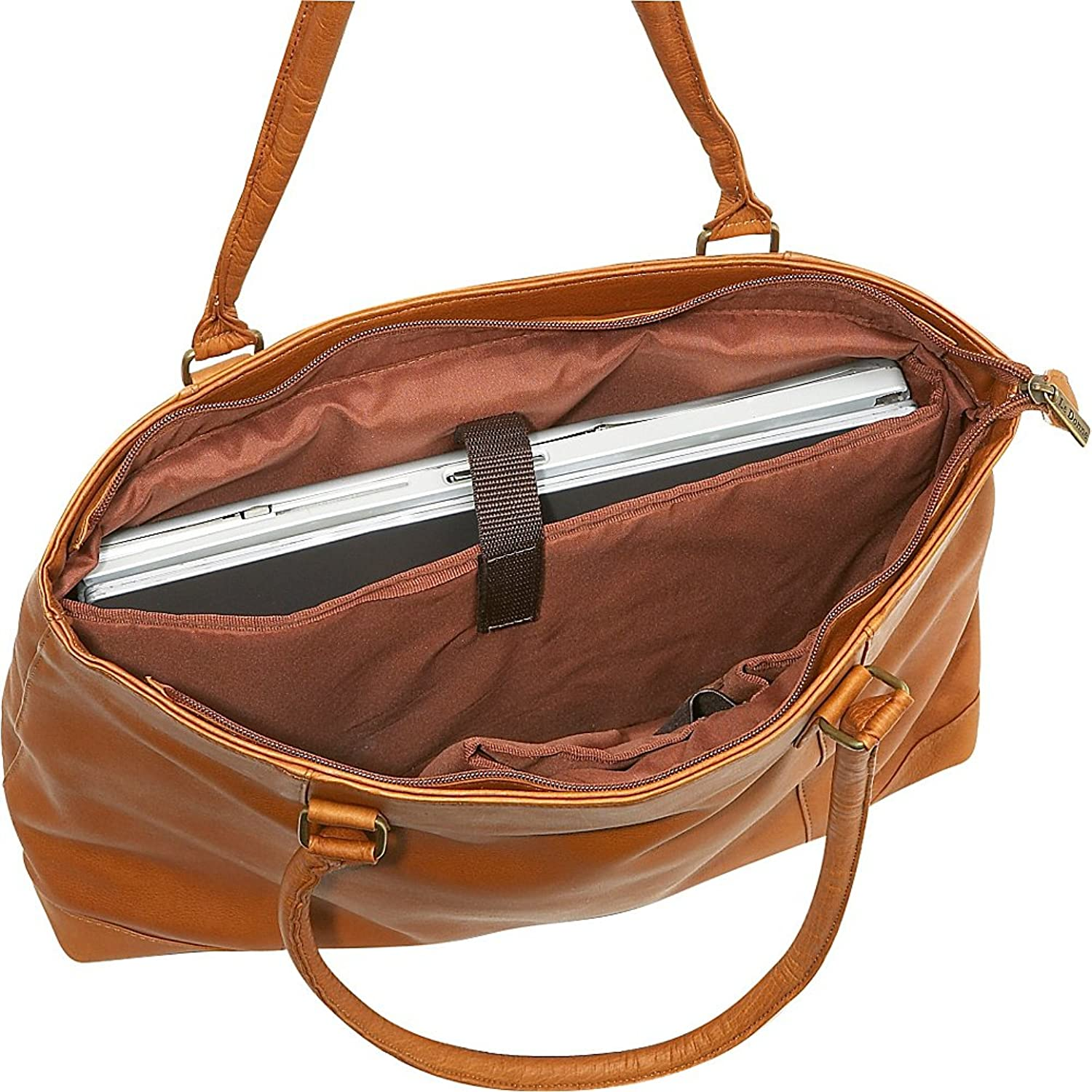 Leather Laptop Backpacks For Women | Click Backpacks