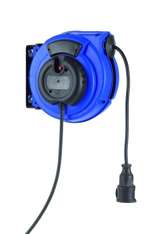 HEDI KBZ15PT Federzugtrommel, 250 V, blau
