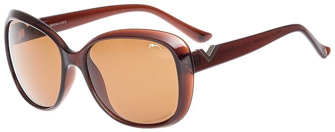 Gafas de Sol Mujer/Gafas de Sol Relax Ictis/R0306 (Marrón / Marrón