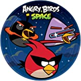 Angry Birds Space Dinner Plates (8 count) Party Accessory