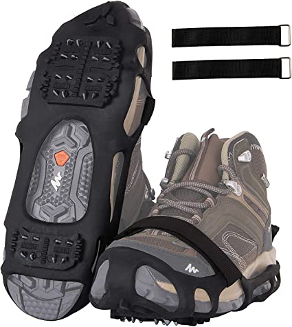Crampons Snow Ice Cleats Traction - 24