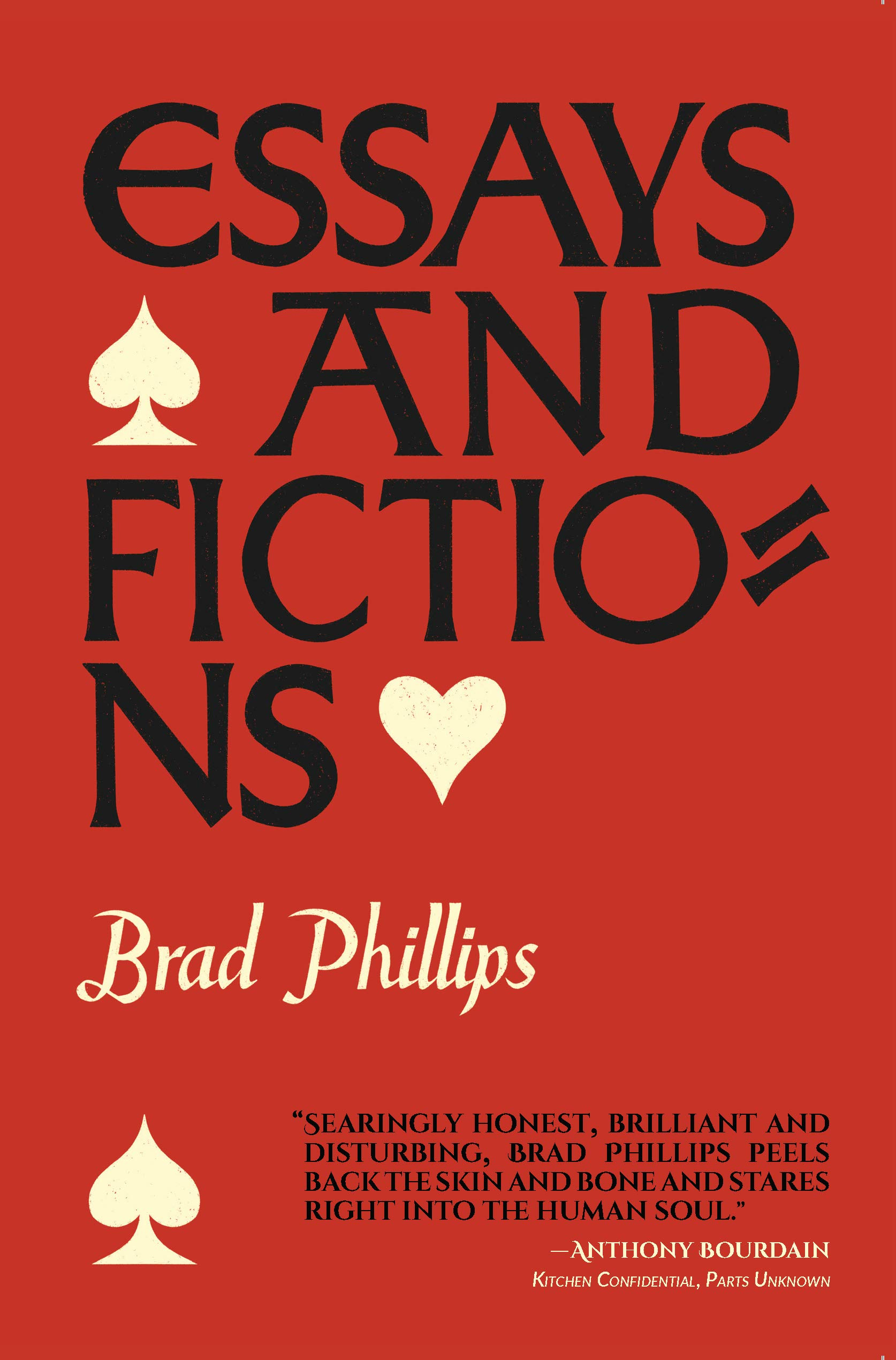 Image result for Brad Phillips, Essays and Fictions,