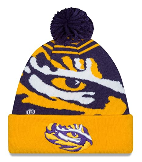 2faeea90a45 Image Unavailable. Image not available for. Color  LSU Tigers New Era Logo  Whiz ...