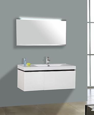 Badschrank modern  Badmöbel-Set