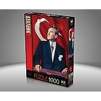 Ks Games Atatürk Ve Türk Bayrağı Puzzle 1000 11207