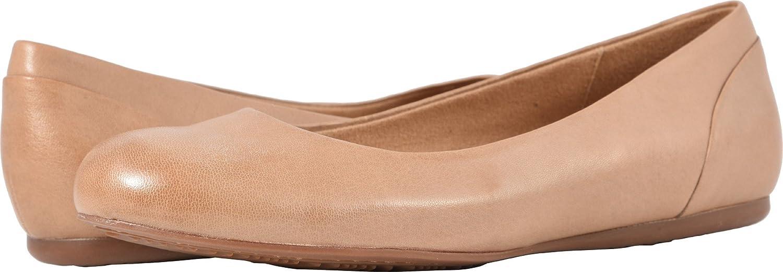 SoftWalk Women's Sonoma Ballet Flat B079336RMP 8.5 W US Mocha