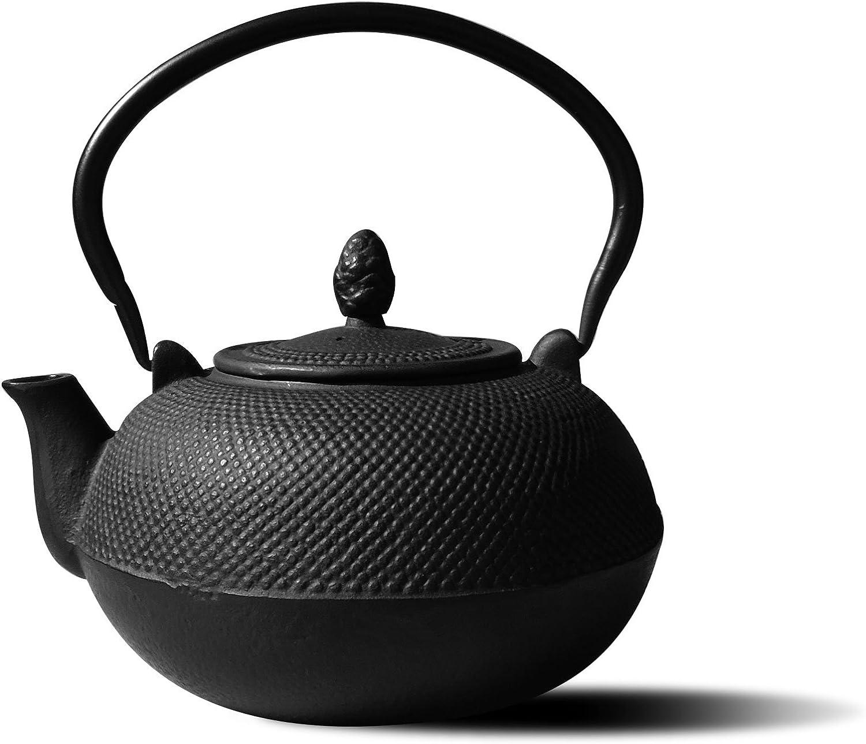 Early 1900s 1 Single Wick Model Antique Teapot and Stove Cast Iron Dutch Enamelware Graniteware Grey Speckled Enamel Kerosene Burner Stove